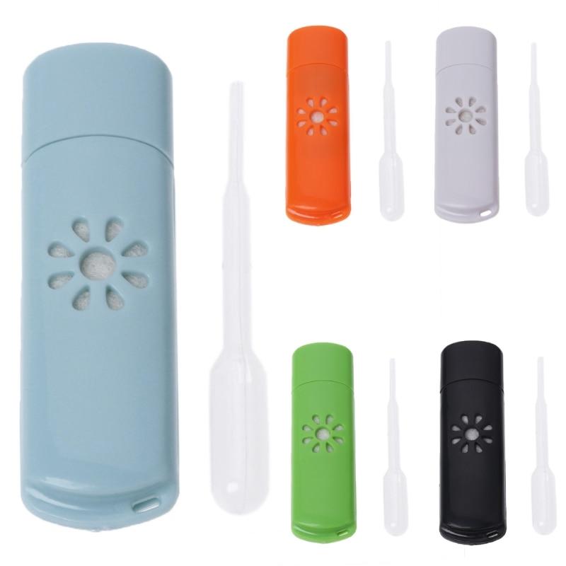 Мини USB аромат увлажнитель эфирные масла свежий автомобиль ароматерапия Diff применение r дома применение Новый