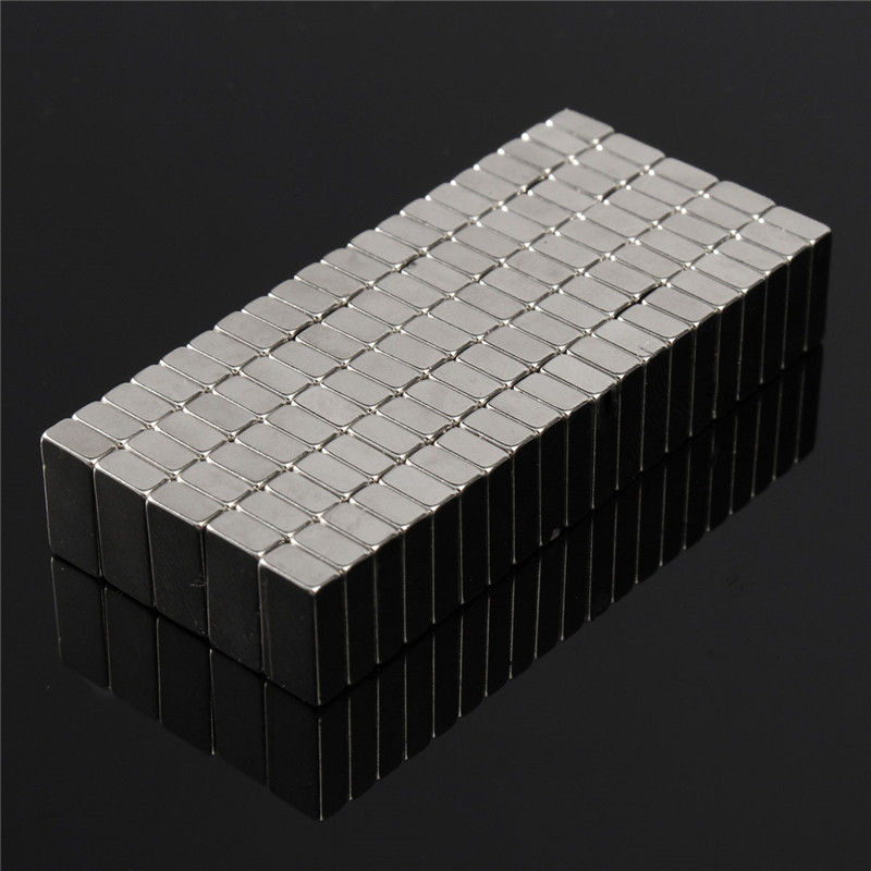 100pcs Cuboid Permenent Strong Magnet Rare Earth Neodymium N50 Magnets 10*5*3mm Hot  Sale 2015 limited direct selling neodymium magnets 2 pcs lot 50x25x10mm n50 strong block cuboid magnet rare earth neodymium
