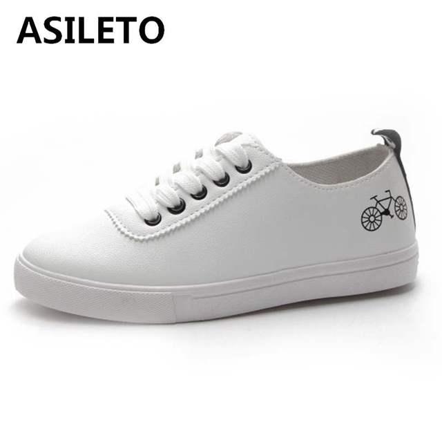 21b4a82839f78 ASILETO Clássico Mulheres Flats Sapato Senhoras Patente Sapatos de Couro  mulher Flats de Salto Baixo Dedo