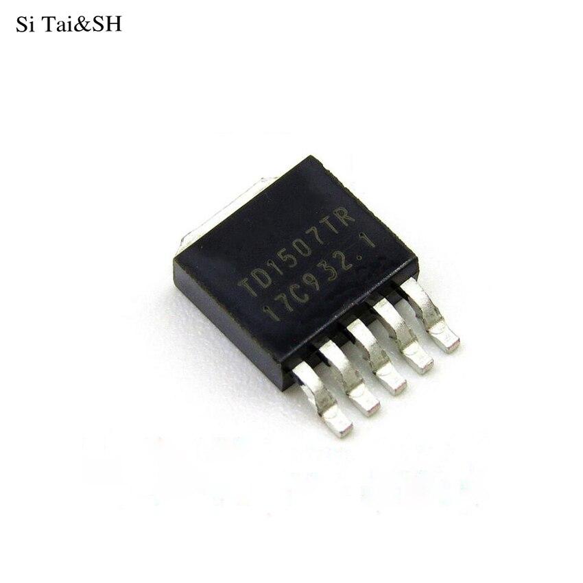 1pcs/lot TD1507TR TD15077R 1507 TO-252-5