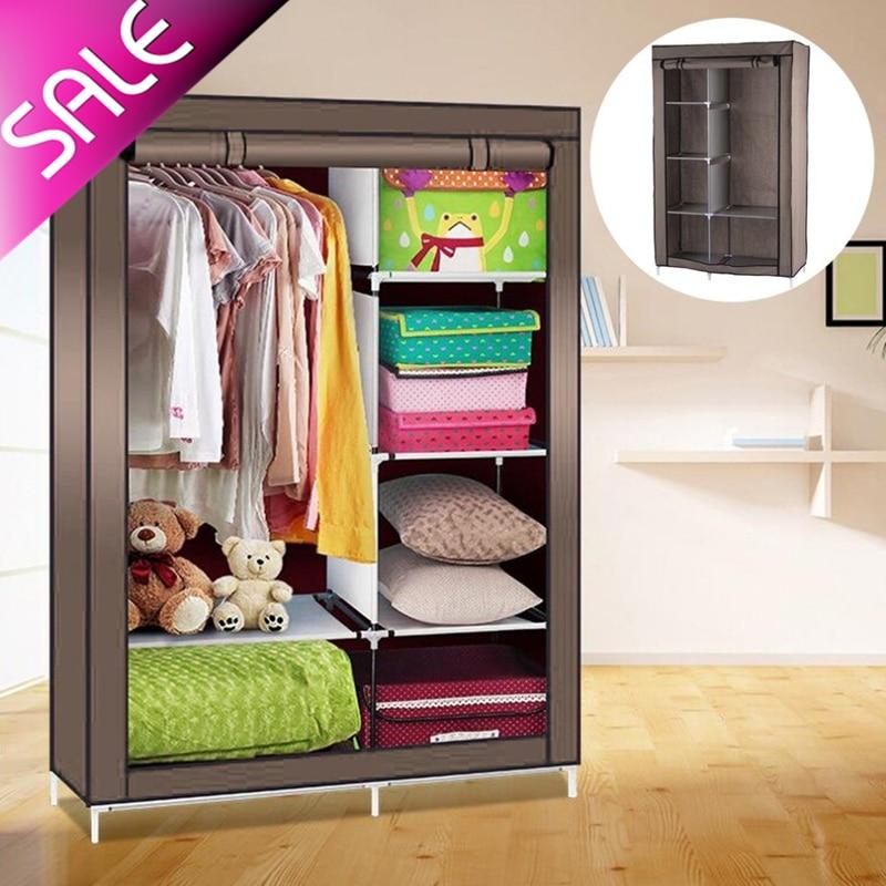 skříň na textilie - folding wardrobe CBME105
