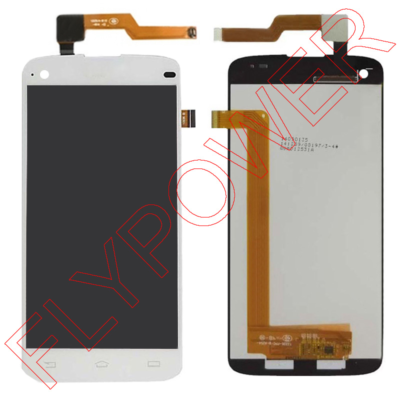 ФОТО For Philips I908 LCD Display + white Touch Screen Digitizer Glass assembly by free shipping; 100% warranty