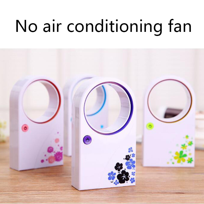 ITAS2004 new designer Free shipping Usb without Vane home office table fan mini student childer table top portable fan indesit tt 85
