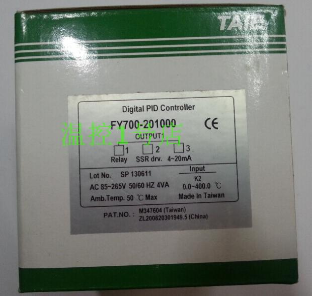 TAIE FY700 thermostat temperature control table FY700-201000 taie thermostat fy400 temperature control table fy400 301000