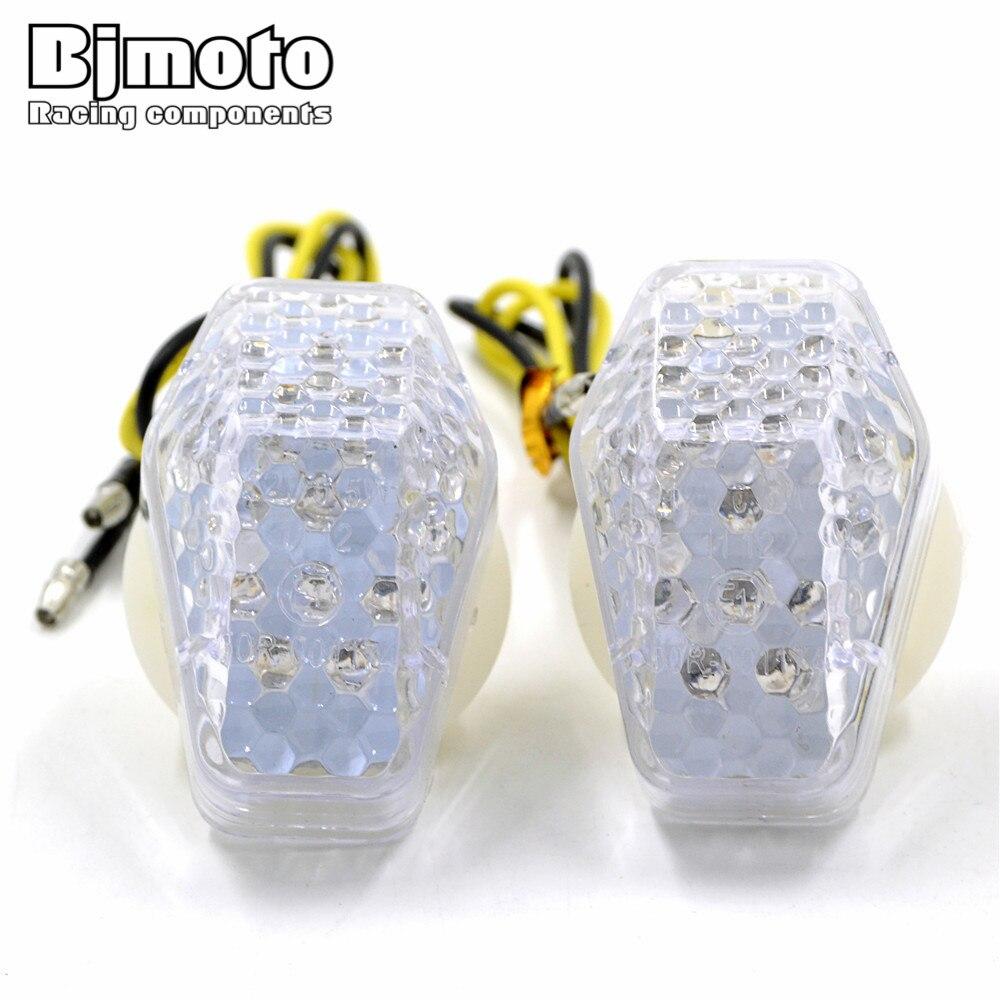 SL-022 LED Turn Signal Light Motorcycle Indicator LED Blinker Flasher For Suzuki GSXR750 600 1000 BANDIT 600S 1200S 1250S