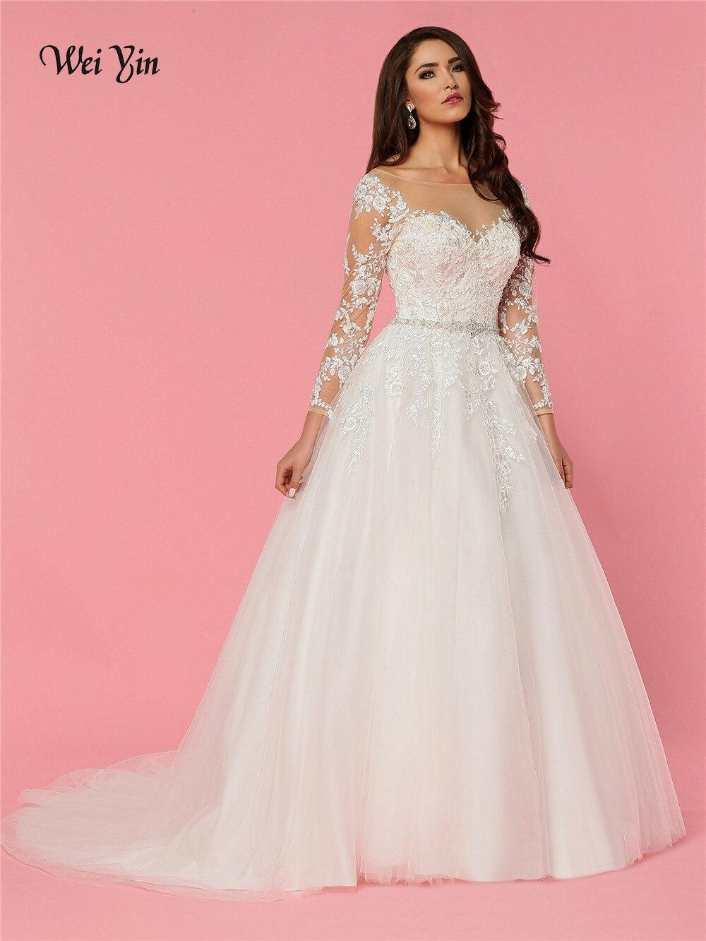 weiyin2018 New White/Ivory Short Wedding Dresses The Brides Sexy ...
