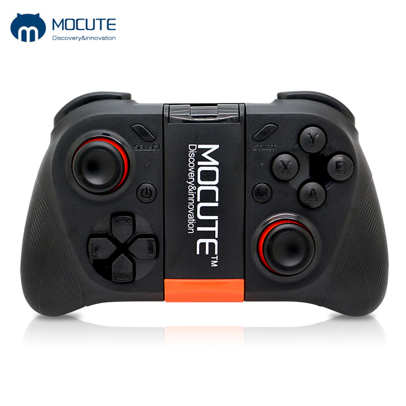 MOCUTE Wireless bluetooth gamepad android Controller Joystick for iPhone ios and Android smartphones Tablet PC Laptop
