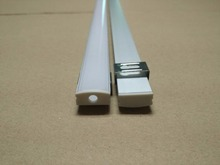 2.5m/pcs 20pcs/lot  Factory Price Free Shipping 2500mmX17mmX7mm aluminum led profile for led strips 10-12mm milky / clear  cover fast free shipping wholesale price corner profile 1000mmx16mmx16mm for cupboard lighting indoor decoration 1m pcs