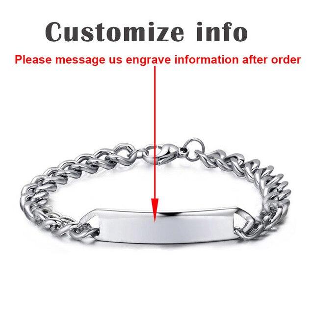 Vnox Customize Engrave ID...