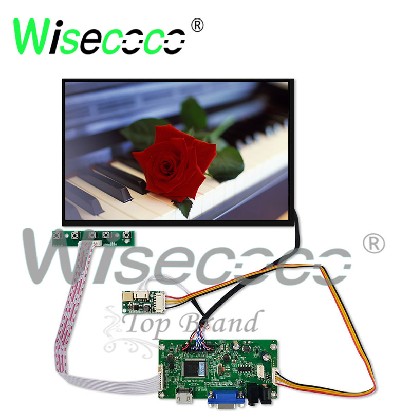 10.1inch 2k lcd screen VVX10T022N00 2560*1600 for laptop pad tablet mini notebook with VGA HDMI driver board(China)