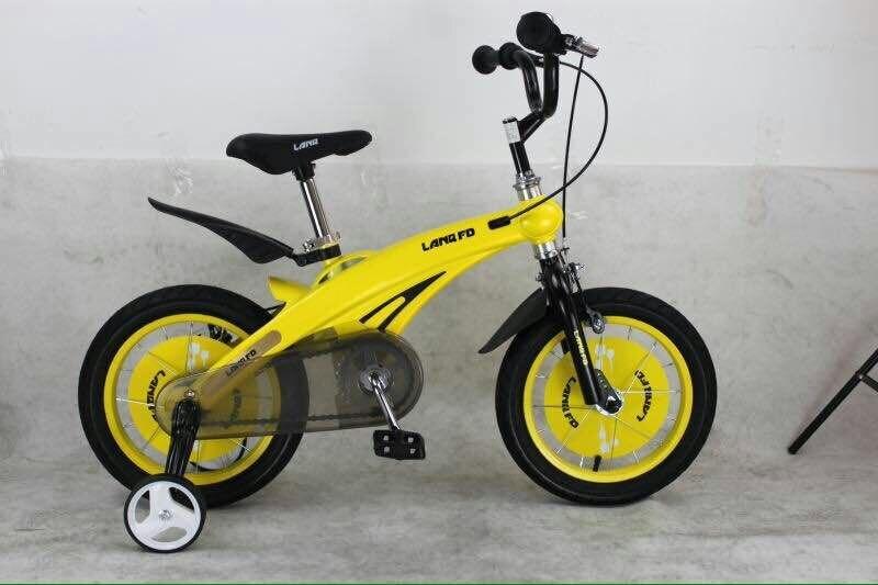 14 pulgadas LAN Q Los Niños bicicletas de aleación de Magnesio de bicicleta fren