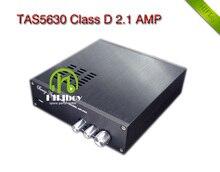 hifiboy Finished machine 2.1 Channel 1x300W 2x150W TAS5630 Class D Digital power Amplifier Board HIFI 100%New