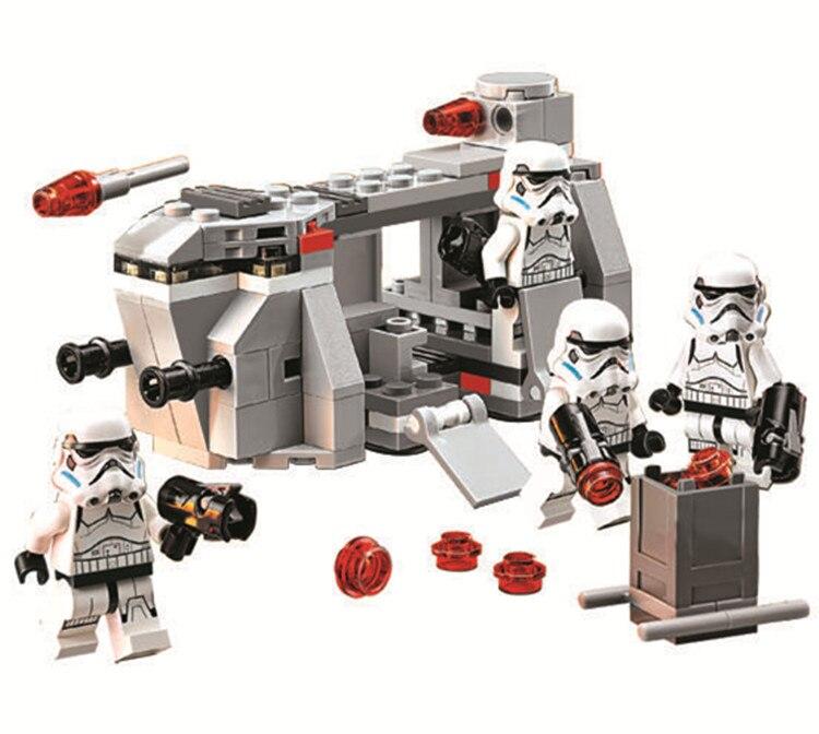 self locking bricks toy China brand star Wars Imperial