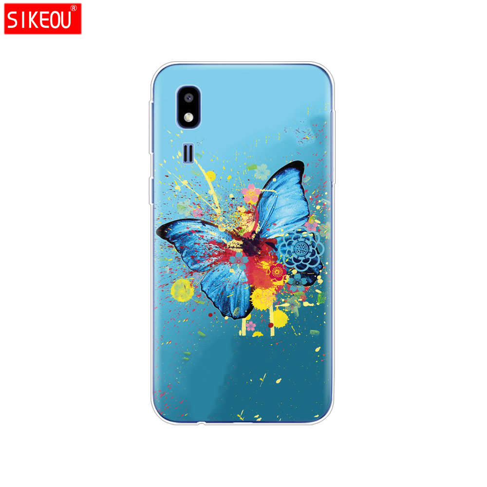 For Samsung Galaxy A2 Core Case 2019 case Silicon Soft TPU phone Back Cover For Samsung A 2 Core A2Core A260F 5.0'' coque bumper