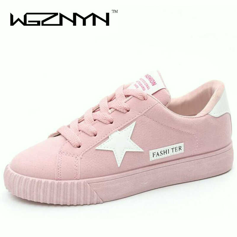 2018 Fashion Women Shoes woman Casual sneakers Shoes Comfortable Damping Eva Soles Platform Shoes For All Season Hot Selling W50