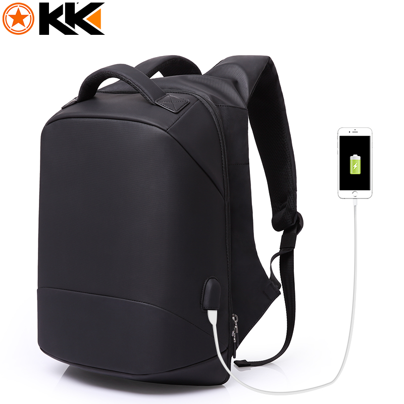 Kaka Men Backpacks Multifunction Usb Charge 15.6 Laptop Backpack Anti Theft Waterproof Mochilas Male Backpack Travel Back Bag