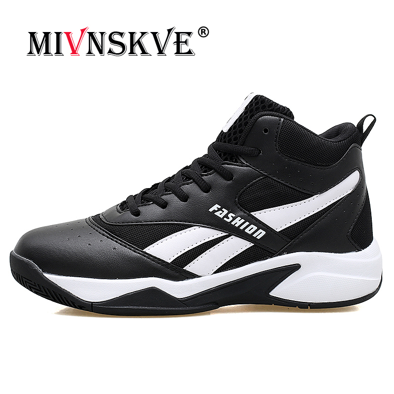 MIVNSKVE Men Running Shoes Sports Sneakers Breathable Autumn Walking Mesh Shoes Men Athletic Lace Up High Quality Comfortable ...