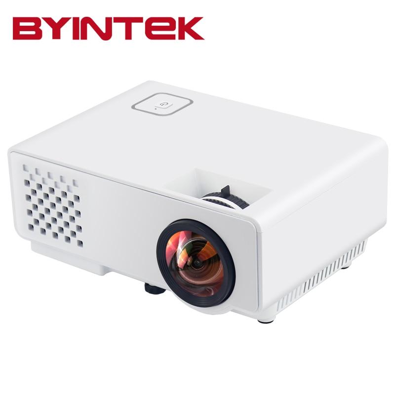 Home theater pico byintek ml218 cheap digital hd 1080p for Cheap mini portable projector