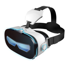 3d mobile game rv eyes d one machine headset ar game panoramic digital box vr glasses virtual reality