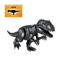 Jurassic World 2 Building Blocks Legoings Dinosaurs Figures Bricks Tyrannosaurus Rex Indominus I-rex Assemble