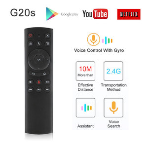 G20 2.4G Wireless Air Mouse Gy