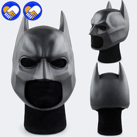 A TOY A DREAM Action Toys Batman Mask Rubber Returns Superman The Dark Knight Latex Full