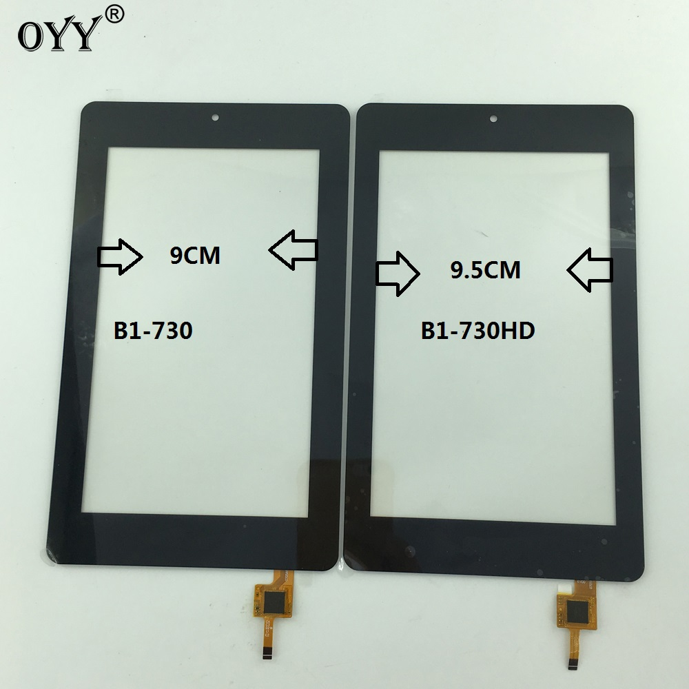 touch Screen Digitizer Glass Panel Replacement Parts 7 Inch For Acer Iconia One 7 B1-730HD B1-730 for acer iconia one 7 b1 750 b1 750 black white touch screen panel digitizer sensor lcd display panel monitor moudle assembly