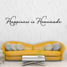 цена на Colorful Happiness Environmental Protection Vinyl Stickers for Living Room Company School Office Decoration Removable Mural