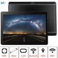2019 Newest tablet PC 3G 4G LTE FDD Android 8.1 Octa Core tablets 4GB RAM 64GB ROM WiFi GPS 10.1' tablet IPS Screen 8MP + Gift