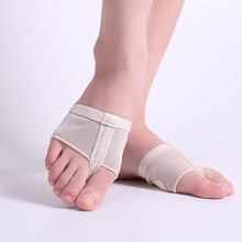 dance shoes 1 pair Belly Ballet Dance Toe Pad Practice Shoe Foot Thong Care Tool Half Sole Gym Sock