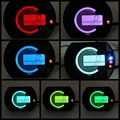 MPH Motorcycle LCD Odometer Speedometer Tachometer Universal 7 Colors BackLight