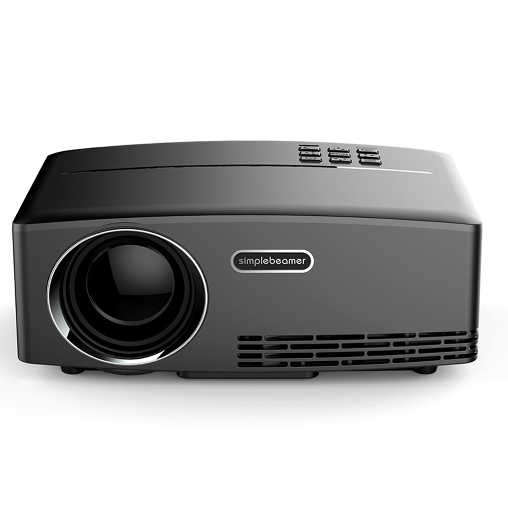 Full HD Projector F30UP 1920x1080P Android 6 0 2G 16G WIFI LED MINI Projector for Home