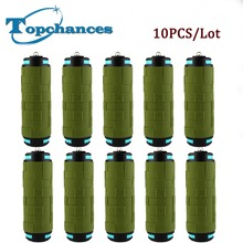 Wholesale 10PCS High Quality Newest BTM610 Portable Outdoor Waterproof Shockproof Bluetooth Wireless Sport Speaker Green
