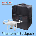 Phantom 4 Backpack Shoulder Bag Carrying Case Black for DJI Phantom 4 Drone