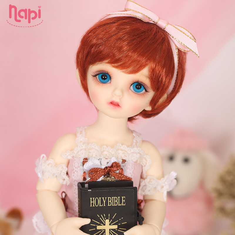 OUENEIFS Napi Karou BJD SD Dolls 1/6 Body Model Baby Girls Boys Toys High Quality Gifts Shop Dollhouse Resin Figure Furniture