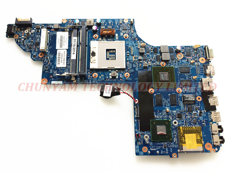 682169-001 FOR HP DV6 DV6-7000 series Laptop Motherboard 630M/1G 48.4ST10.031 Mainboard 90Days Warranty