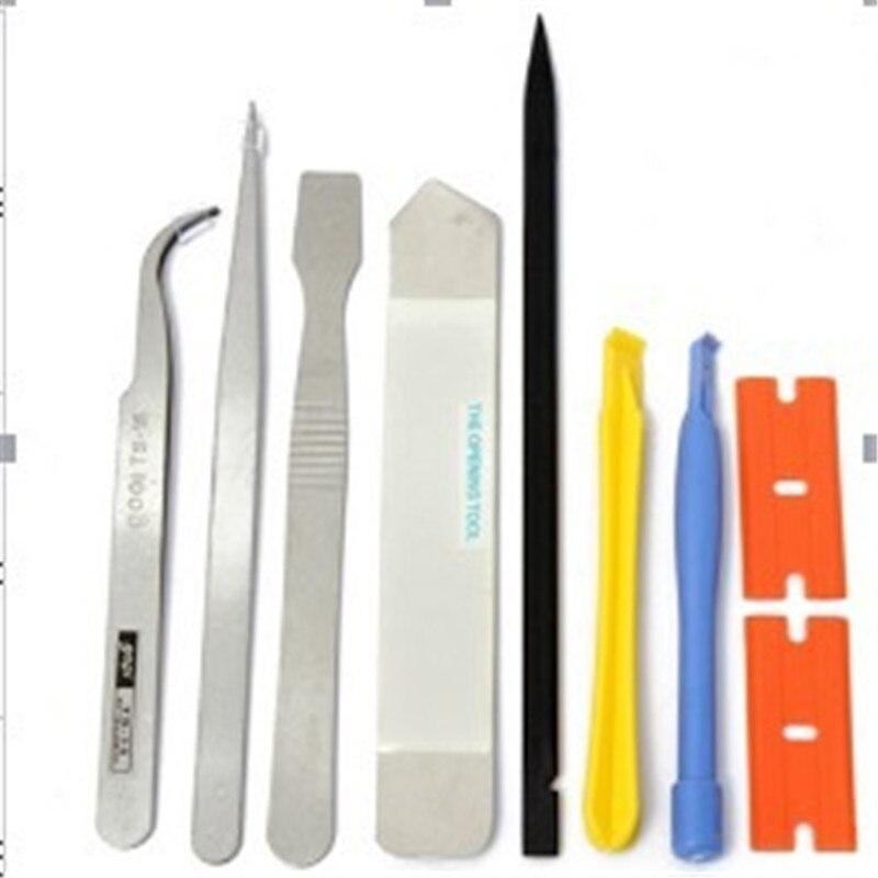Mobile Phone Repair Tools Kit 9 In 1  Repair Kit Open LCD Screen Tool Set For Cell Phone Mobile Tablet Tool
