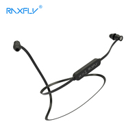RAXFLY Brand Sport In Ear Bluetooth Headphone Fashion Running Gym With Mic Wireless Earphone Bluetooth Headset