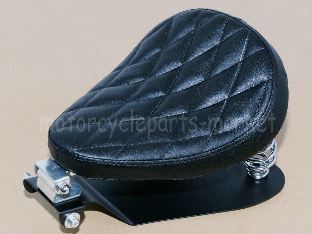 Motorcycle Diamond Solo Seat Bracket Base Mounting For Bobber Chopper Custom