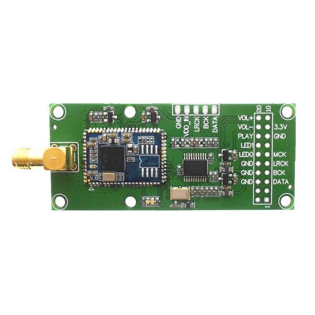BTM875 B CSR8675 PA212 بلوتوث 5.0 الرقمية واجهة إخراج الصوت LDAC وحدة CSR8675 IIS I2S
