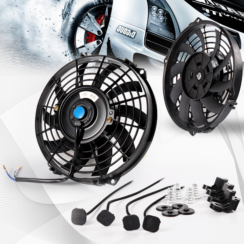 Partsnalleygmccomengine Cooling System Radiatorhoses Electric Fan