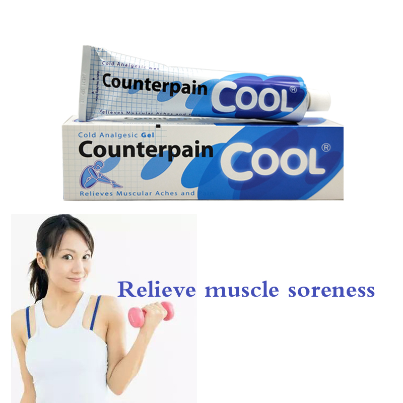 120g thaïlande contre-douleur Cool analgésique crème appropriée rhumatoïde arthrite articulaire douleur de dos soulagement baume analgésique pommade