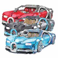 Technic Set 4031Pcs Bugatti Chiron Racing Car Compatible Legoing 42083 20086 Building Figures Blocks Bricks Toys For Kids Gift