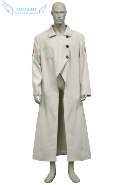Newest High Quality Team Fortress 2 Medic Uniform Cosplay Costume Perfect Custom For You