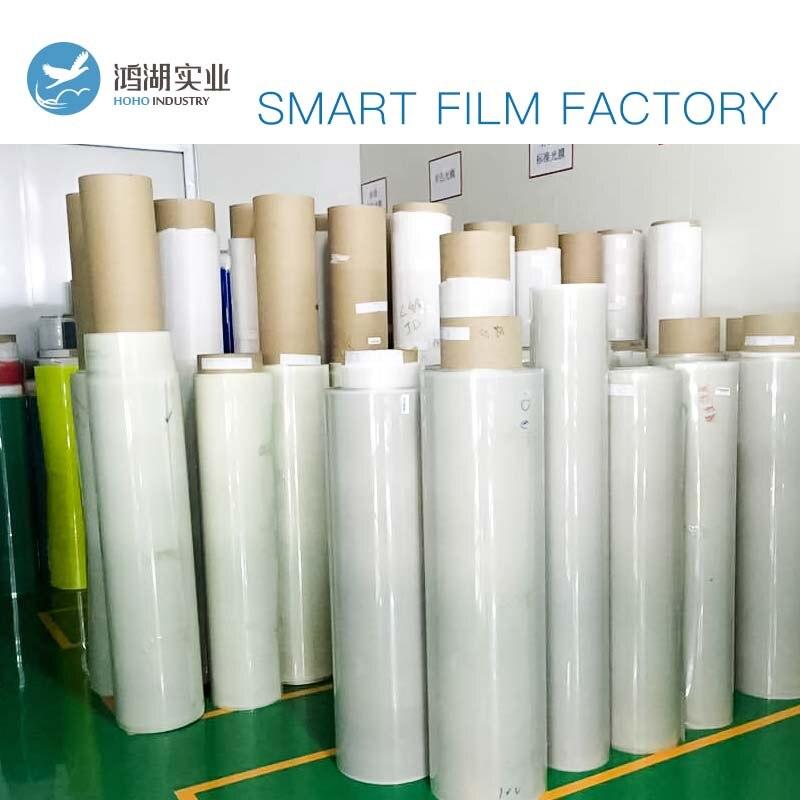 80x120 cm Film intelligent commutable PDLC vinyle pravglacé PDLC Film verre intelligent - 2