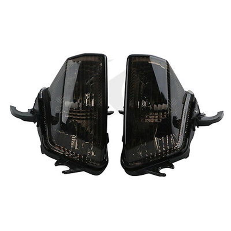 Clignotant noir dobjectif de clignotant de moto pour KAWASAKI Z1000SX Z 1000 SX 2011-2014 accessoiresClignotant noir dobjectif de clignotant de moto pour KAWASAKI Z1000SX Z 1000 SX 2011-2014 accessoires