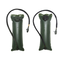 3L TPU Bicycle Mouth Sports Water Bag Bladder Hydration Camping Hiking