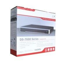 HIK internacional DS 7616NI K2/16 P 4K NVR para cámara IP CCTV grabador de vídeo en red Onvif apoyo Protocolo