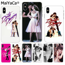 Maiyaca Dirty Dancing Poster Film TPU Lembut Silicone Ponsel Case PENUTUP UNTUK iPhone 8 7 6 6S Plus X XS MAX 10 55S SE XR Coque Shell(China)