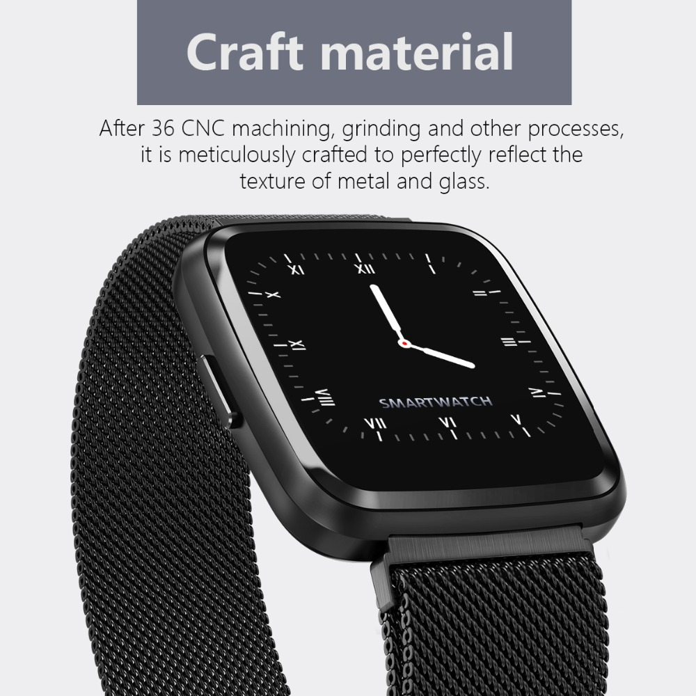 Huawise Y7 smartwatch 5